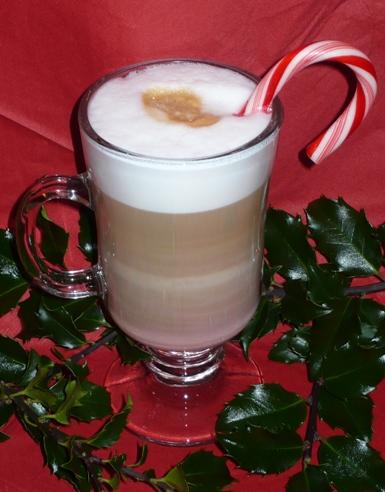 Check out espressodave.com/EspressoDaveBlog for drink ideas with candy canes