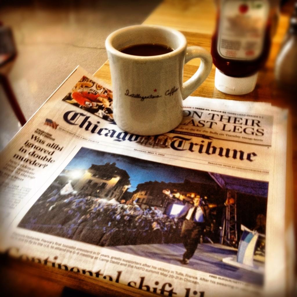 Boston Espresso Dave's Coffee Catering trade show travels