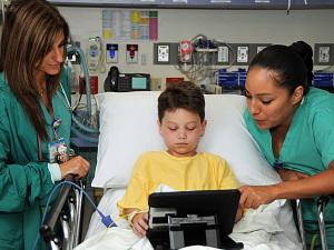 Espresso Dave's Coffee Catering supports Boston Children's Hospital iPad Fundraiser