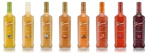 Boston's Espresso Dave's Coffee Catering Introduces Torani's Signature Syrups to Region