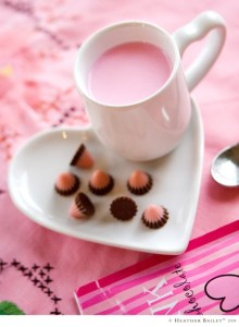 Pretty in Pink Wedding Coffees by Espresso Dave