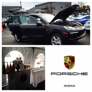 Cayenne & Coffee launch @PorscheNashua. What a car! #cayenne #Porsche #nashua #Nh #espressodave