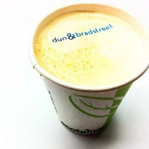 Espresso Daves Coffee Catering Fuels Dun & Bradstreet's office move Beverage Topper