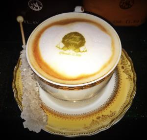 Cape Cod Wedding Espresso Dave Coffee Catering Beverage Topper