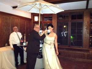 15 minutes of fame. Team Enza TLC's Four Weddings at Willowdale Estate. @willowdaletoday. #tbt #winner #espresso_dave #fourweddings