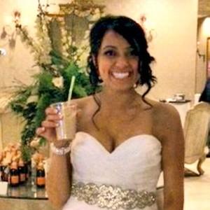 Lovely bride enjoying one of our frozen mochaccinos. #espressocateringboston #espresso_dave #espressodave #bridalbliss #bostonwedding #veneziabostpn #salonvanessa