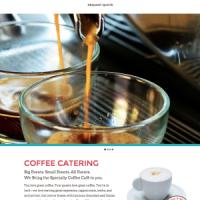 Espresso Dave's New Website