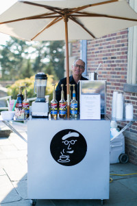 Espresso Dave Crane Estate Wedding Massachusetts Coffee Catering