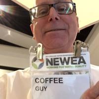 NEWEA and Espresso Daves Coffee Catering Boston