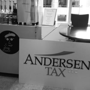 Andersen LLC Tax Break Espresso Dave Boston