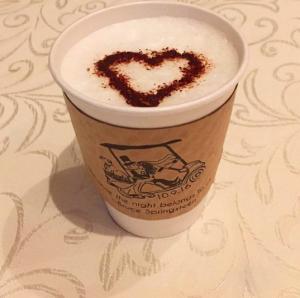 Boston Wedding Bride Espresso Dave Coffee Catering
