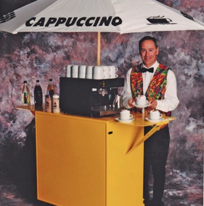 Espresso Daves Coffee Catering Boston 1990s