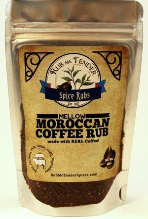 Rub me Tender Spices moroccan-coffee-rub
