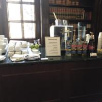 Boston Wedding Group Tupper Manor hosts Espresso Dave of Boston MA