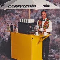 Boston's Espresso Daves Coffee Catering Service 1995