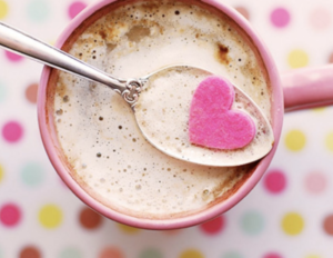 Warm hearts with Boston's Espresso Dave's pink drink options