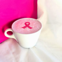 Add pink pizazz to dress up your drinks for Breast Cancer Awareness! Perfect for events, races or fundraisers. Click link to read how & to order the pink ribbon Beverage Toppers only from Espresso Dave's Coffee Catering! https://espressodave.com/beverage-toppers/   Boston caterer for mobile coffee bars   Beverage Topper   #pinkdrinks #drinkaccessories #pinkribbon #partyideas #coffeebar #findacure #Breastcancerawareness