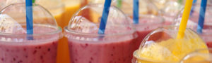 Boston Espresso Daves Coffee Catering Offers Summer Fruit Smoothies Bar