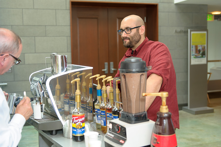 If your compnay's looking for a way to boost morale, employee engagement, and productivity, we have a great solution! Coffee! For details about the 2-hour Productivity Booster specialty coffee service from Boston's Espresso Dave, go to www.espressodave.com. #coffee #employeeengagement #HR #employeeperk #Boston
