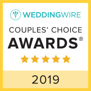 Wedding Wire Couples' Choice Awards 2019 Winner