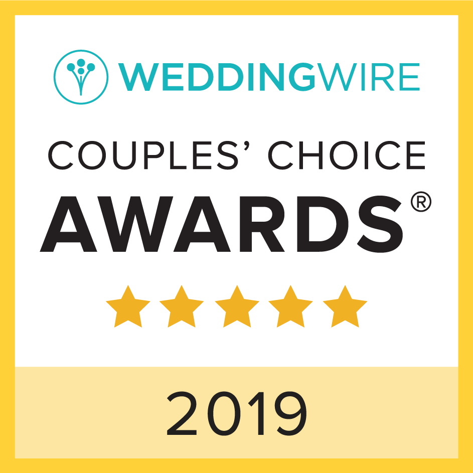 Espresso Dave's Specialty Coffee Catering WeddingWire Couples Choice Award Winner 2019