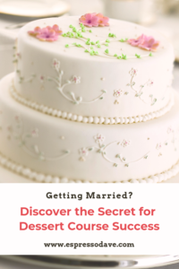 Planning your wedding reception? Searching for the perfect dessert menu? Boston's premier wedding coffee caterer, Espresso Dave's Coffee Catering, shares how to prevent the most common mistake brides and grooms make while planning a dessert menu their wedding guests will love. Get the tip at www.espressodave.com #wedding #weddingideas #bridetobe #coffeebar #boston #dessserttable #weddingdessertideas #espressobar #newenglandwedding