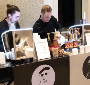 Espresso Dave Coffee Catering Duo Corporate Events Boston