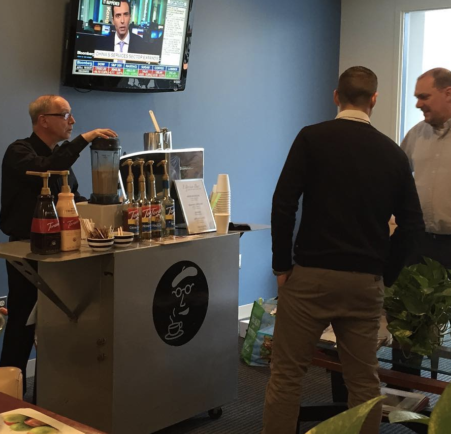 Does your employer offer great coffee at work? Learn the perks behind this hot commodity from Boston's Espresso Dave's Coffee Catering. www.espressodave.com #employeeappreciation #perks #coffee #staffmoraleboosteroffices #staffmoralebooster #coffeecatering #boston