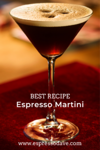 Looking for inspiration for your holiday party, New Year's Eve celebration or next gathering? Read why Espresso Dave Coffee Catering of Boston shares his favorite recipe for Espresso Martinis! Click for the recipe. www.espressodave.com #christmasparty #christmaspartyideas #newyearseveparty #newyearsevepartyideas #espressobar #espressomartini #cocktails #martinirecipes