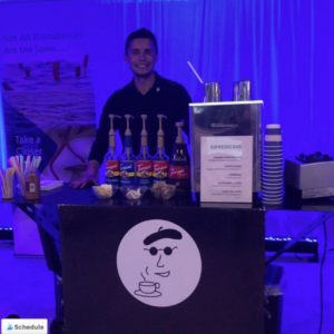 Planning a bar or bat mitzvah party? Boston's Espresso Dave shares the Top 5 reasons why a coffee caterer should be part of the guest experience!