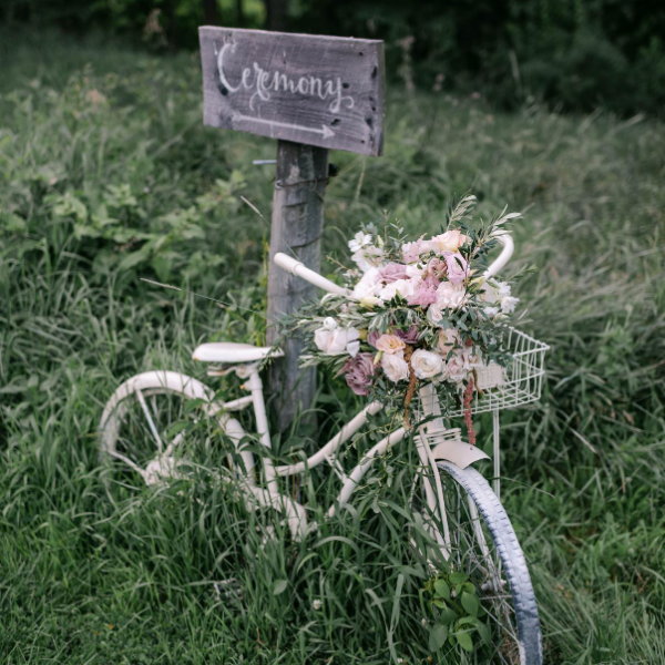 Micro weddings can be magical. Click to see a summer micro wedding in Maine featuring Boston's Espresso Dave Coffee Catering. www.espressodave.com Photo by Rachel Campbell Photography.