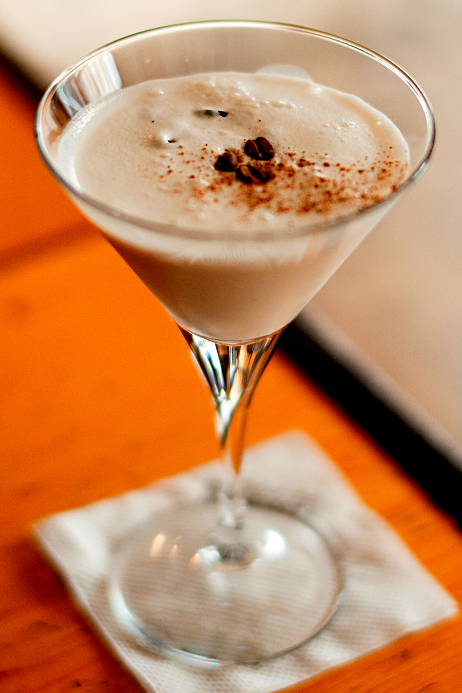 Boston's Espresso Dave Coffee Catering shares his favorite espresso martini mocktail recipe! Three ingredients is all you need to whip up this Christmas holiday and winter seasonal favorite! Click for this delicious coffee drink recipe! www.espressodave.com